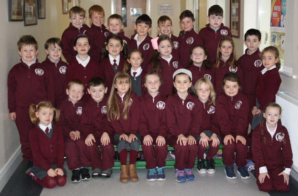 1st class killoughteen national school