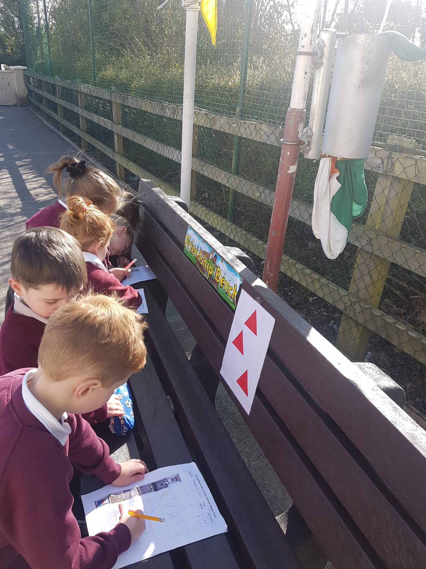 Maths Trails – Junior Infants | Killoughteen National School