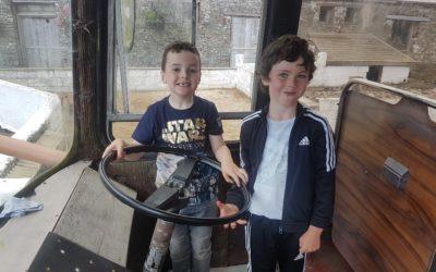 Junior Infants visit Kennedy's Pet Farm in Killarney