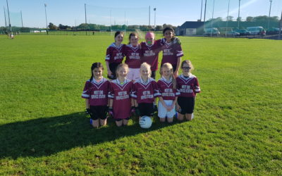 Girls' Football Blitz