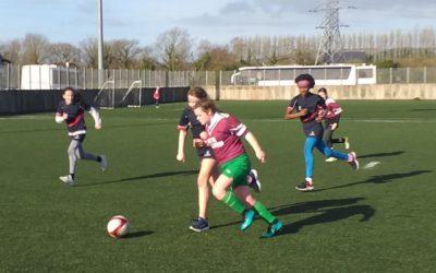 FAI Primary 5's in Sean Choill Limerick
