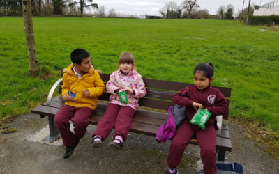 Rainbow Class go on social trips