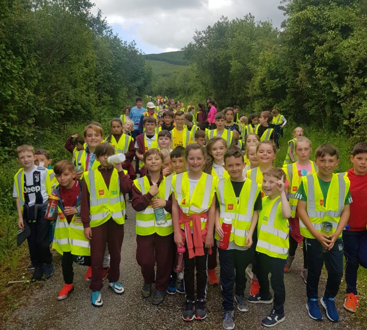 Active Week – School Walk