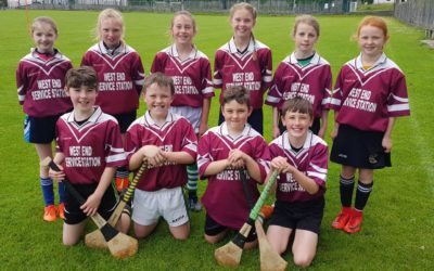 4th Class Hurling Blitz