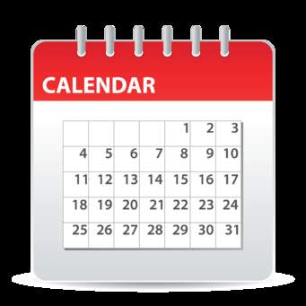 Information for school year 2020/21 – calendar/ booklists