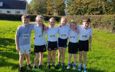 Cross Country Running 2019