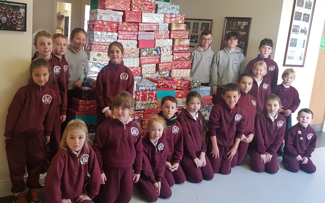 Team Hope Christmas Shoe Box Appeal