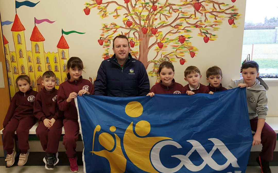 Killoughteen NS is recognised as 5Star GAA Centre