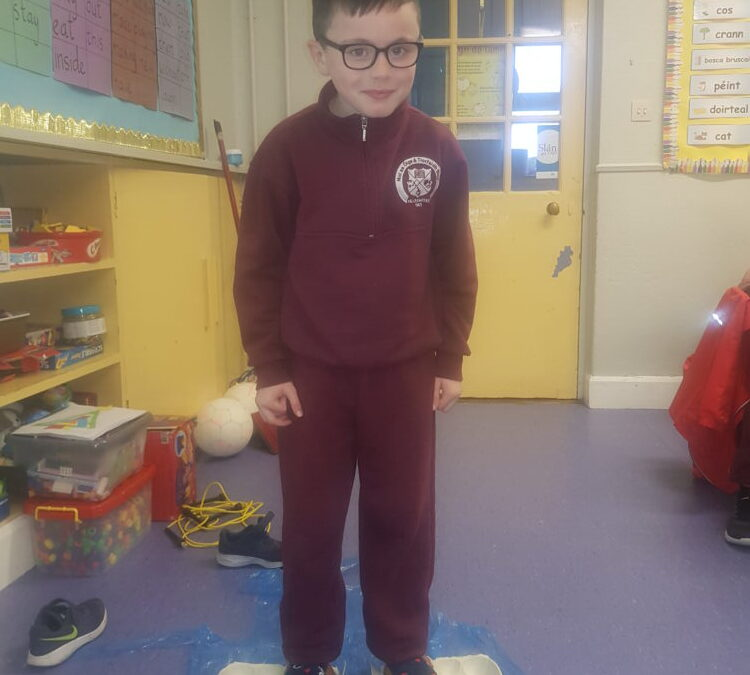 First Class – Fun Science Experiment!