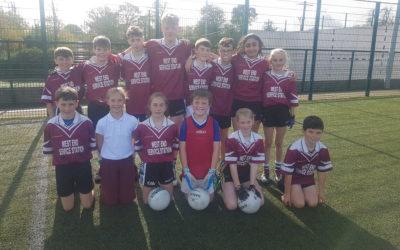 Boys Football Killoughteen NS