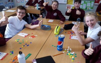 6th Class – Maths Trails