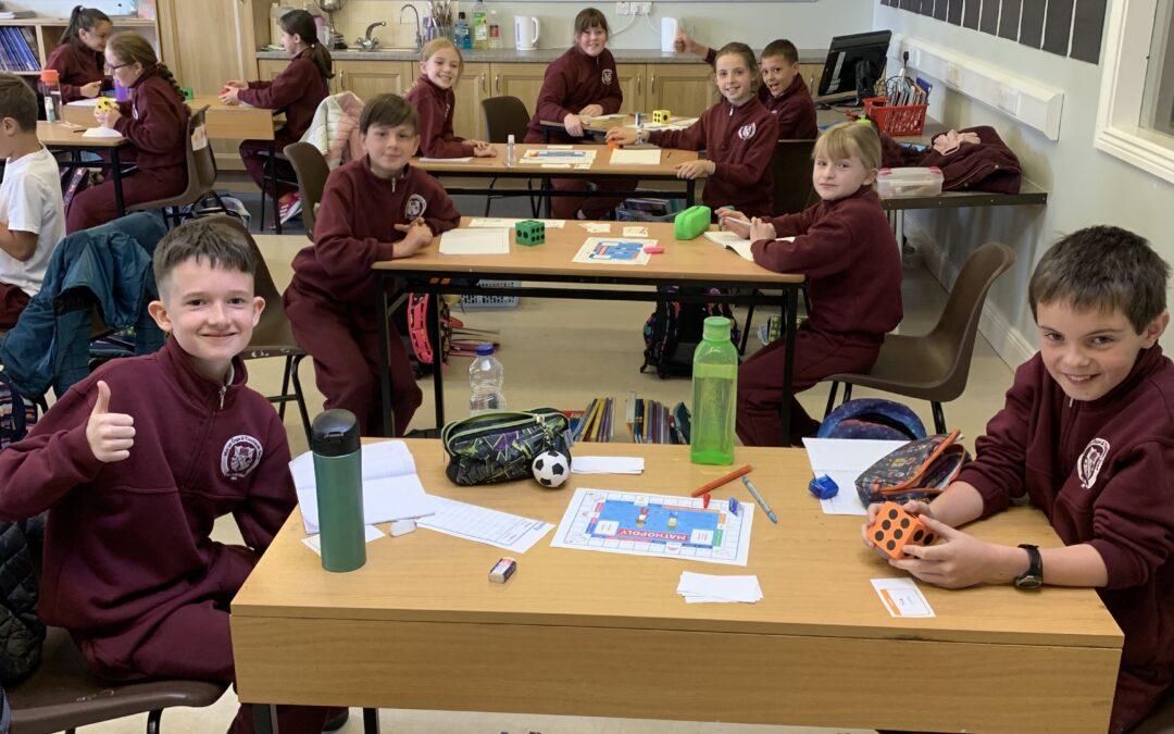 5th Class Active Maths