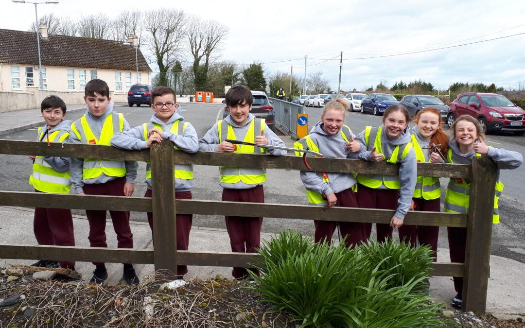 6th Class – Team Limerick Clean Up!