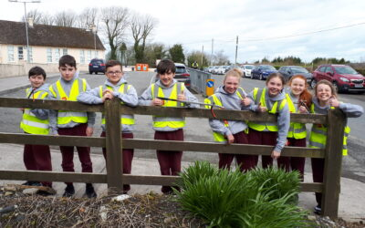 6th Class – Team Limerick Clean Up!