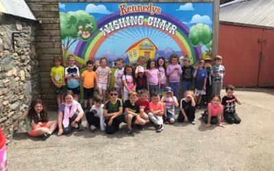 Senior Infant School Tour